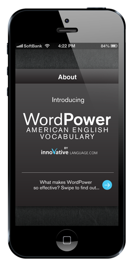 Best English Words & Phrases App - WordPower English